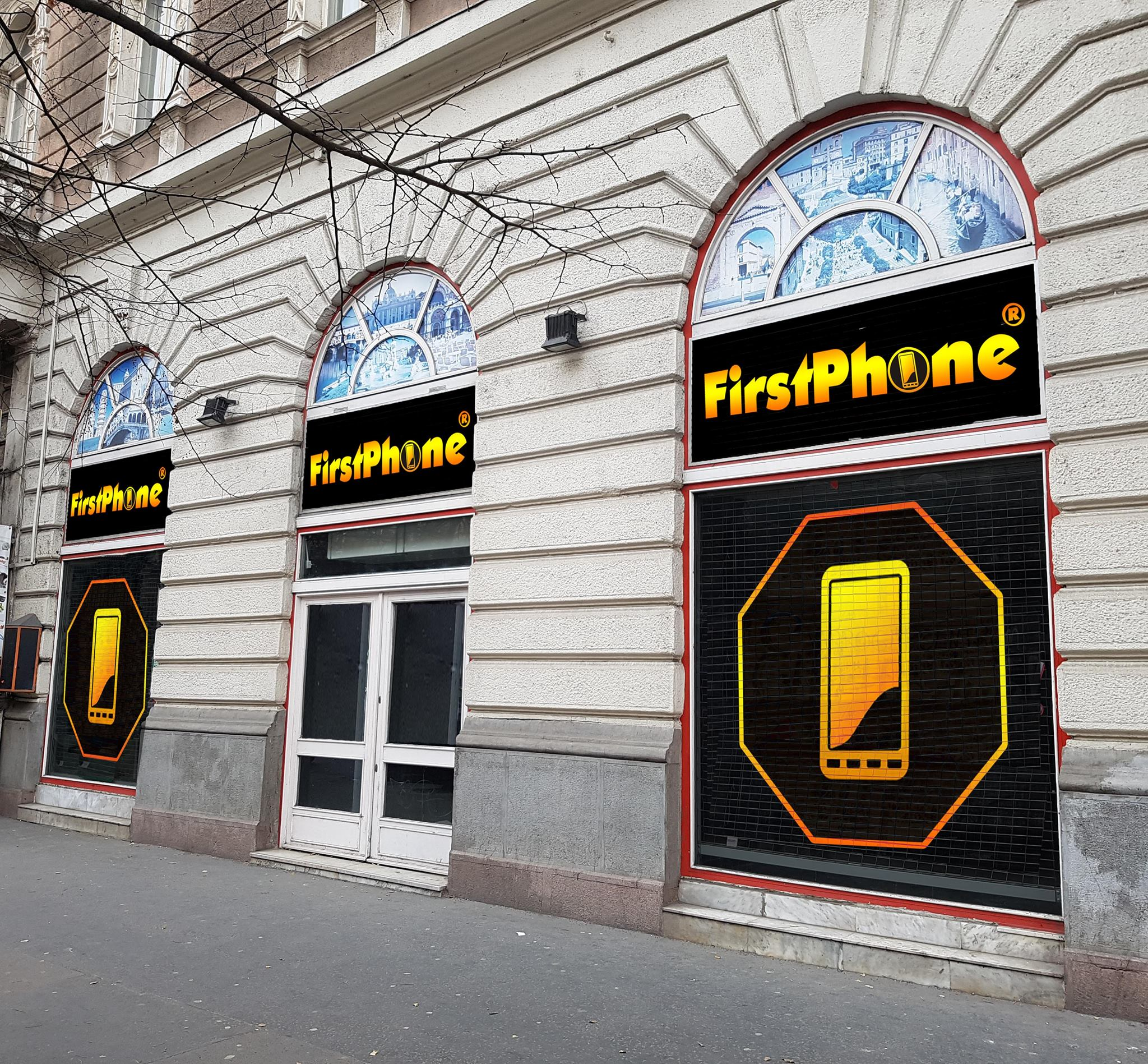 FirstPhone Oktogon
