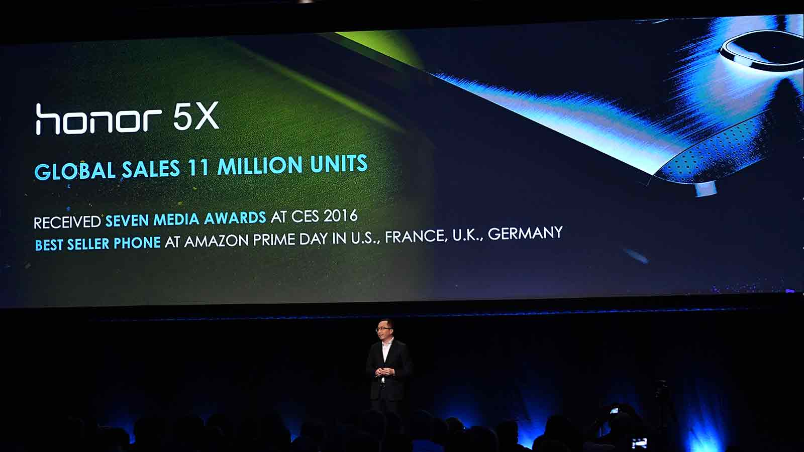Honor 5X - 11 millió eladás