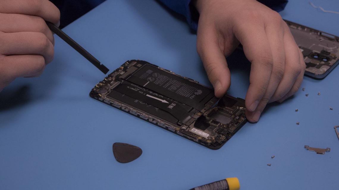 Huawei Mate 9 szervizelés