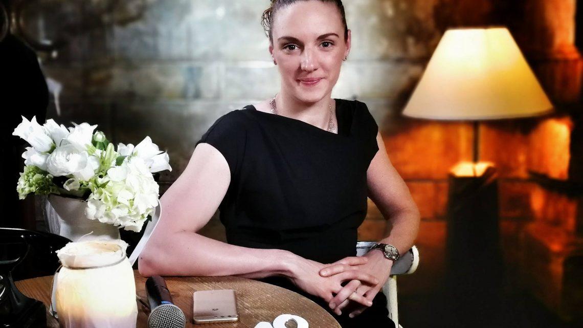 Hosszú Katinka, a Huawei P10 magyar reklámarca