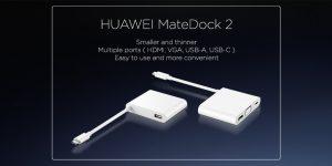 Huawei MateDock 2