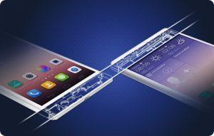 Huawei Ascend P7 duális antenna