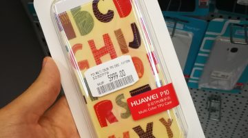 Huawei P10 Multi Color TPU Case