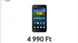 Vodafone Crazy Sales Huawei Y5