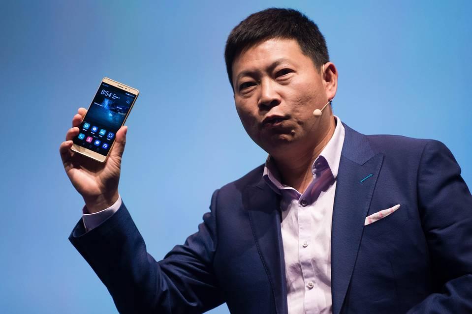 Richard Yu - Huawei Consumer Business Group CEO