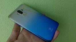 Baseus Glaze Case Huawei Mate 9 tok bemutató