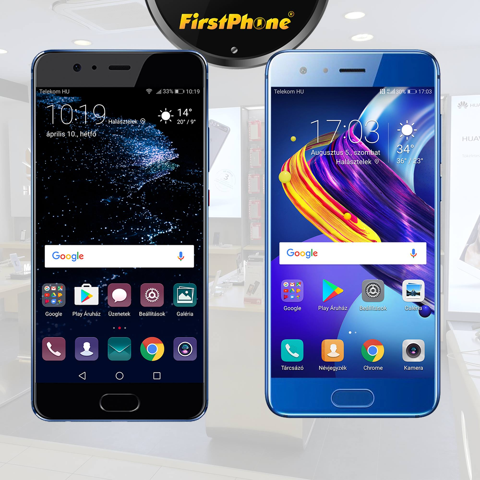 FirstPhone Huawei akciók