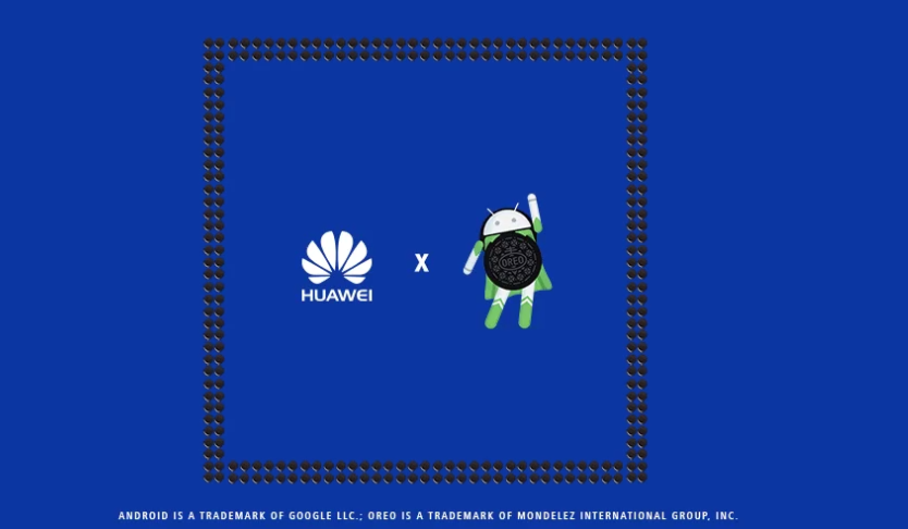 Huawei Mate 10 Android 8.0 Oreo