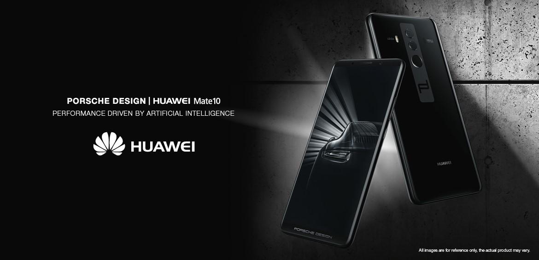 PORSCHE DESIGN Huawei Mate 10