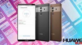 Huawei Mate 10 Pro szoftverfrissítés