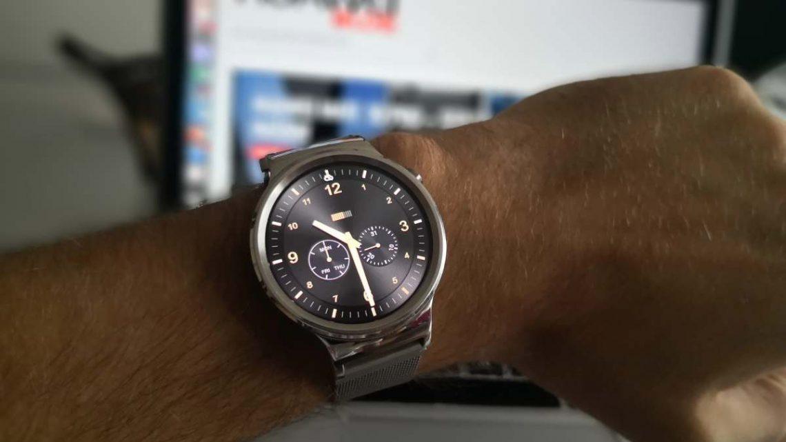 Olcsó Huawei Watch Milanese óraszíj bemutató