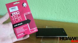 Huawei P9 XPRO Anti Shock fólia felhelyezés
