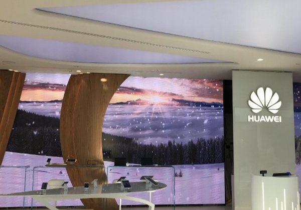 Huawei Experience Store Milánó