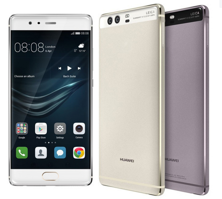 Így nézhetne ki a Huawei P9 előlapi ujjlenyomat olvasóval