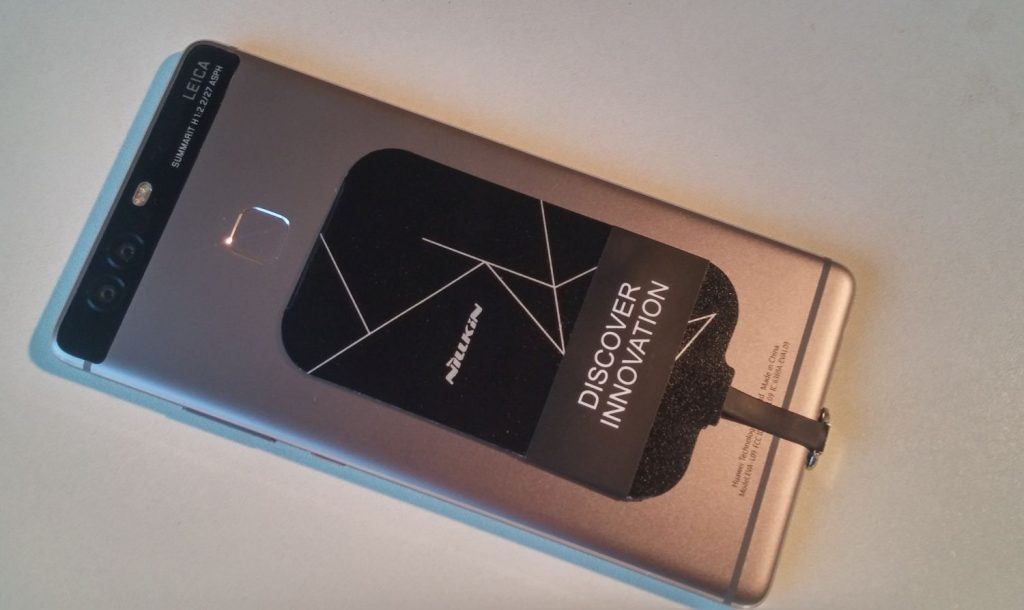 Így töltsd vezeték nélkül a Huawei P9 et (bemutató