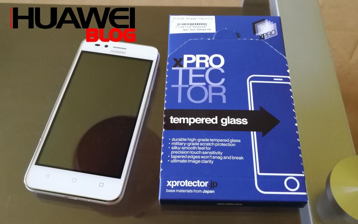 Huawei Y3 II Xprotector edzett üveg