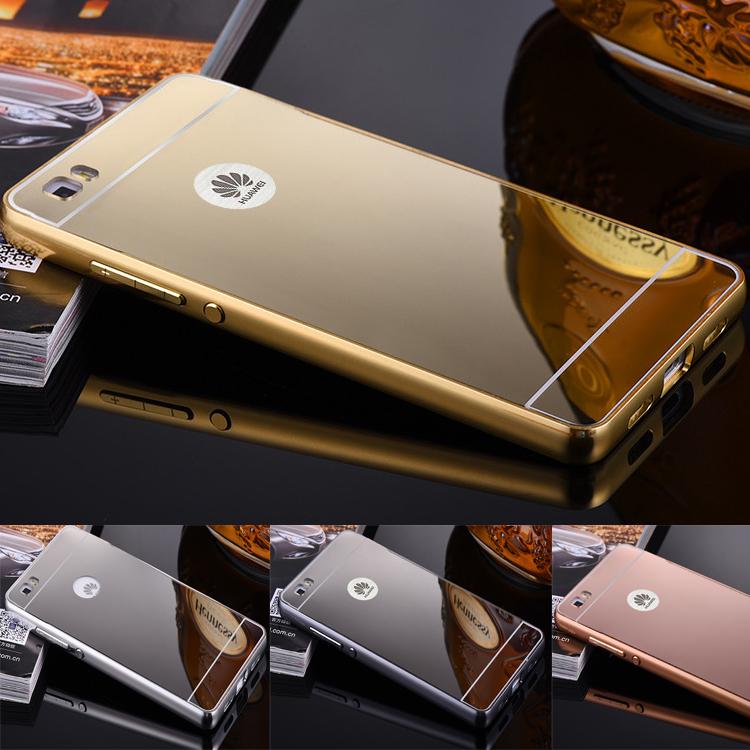 Huawei P8 Lite alumínium tok
