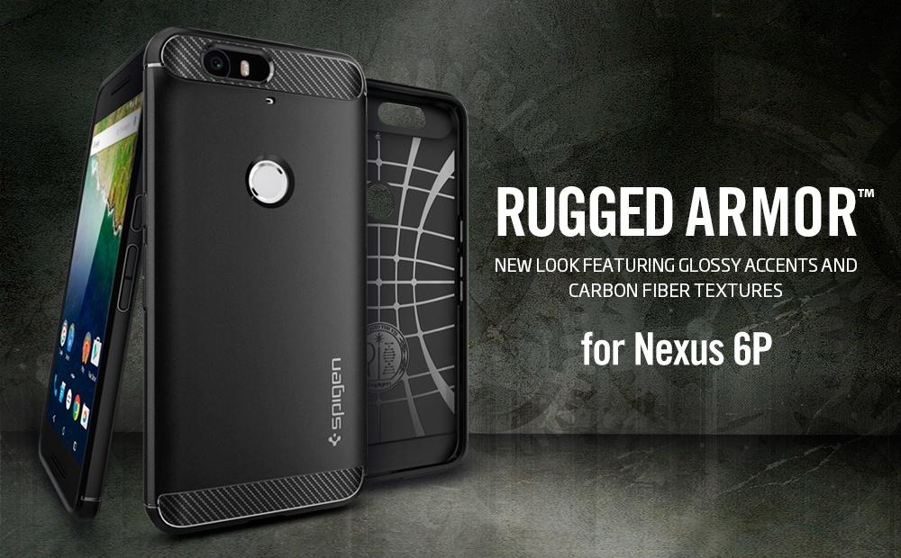 Spigen védőtok Nexus 6P-re 1000 Ft alatt