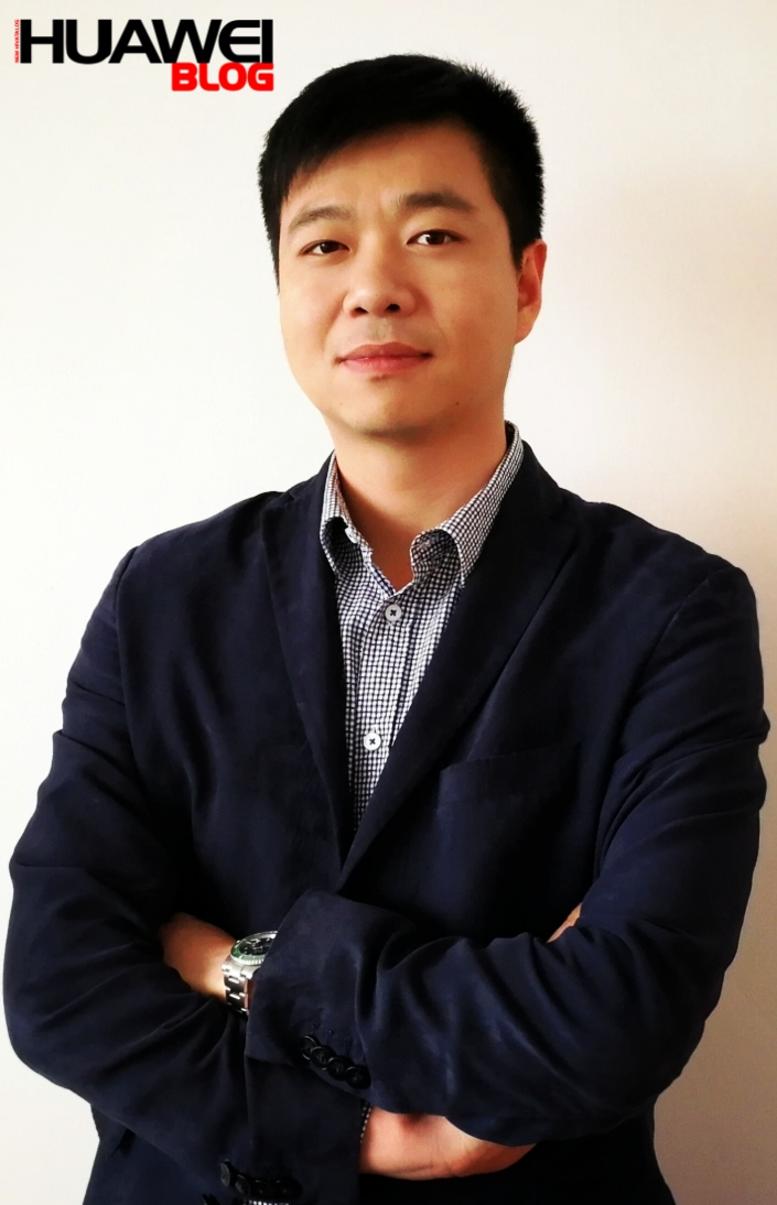 Lyon Shen, a Huawei Fogyasztói Üzletág vezetője Magyarországon