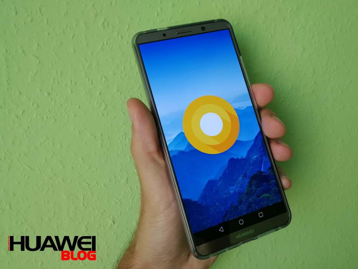 Huawei Oreo frissítések