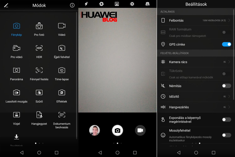 Huawei Mate 10 Lite teszt