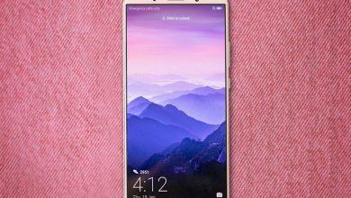 Rózsaszín Huawei Mate 10 Pro Valentin napra