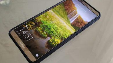 Tech-Protect TPU Leather Huawei Mate 10 Pro tok videó