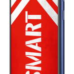 Huawei P Smart kékben