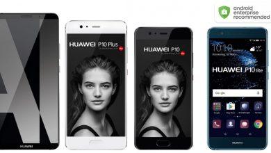 5 Huawei a Google üzleti használatra ajánlott telefon listáján