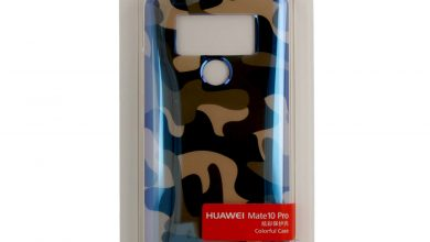 Színes gyári tok a Huawei Mate 10 Próhoz