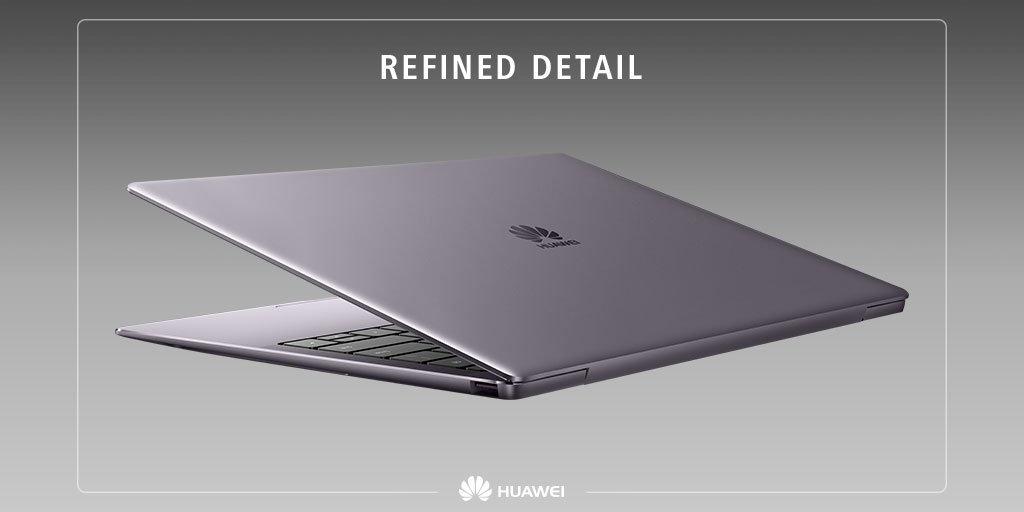 Bemutatták a Huawei MateBook X Pro notebookot