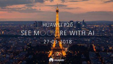 Hivatalos! Jön a Huawei P20