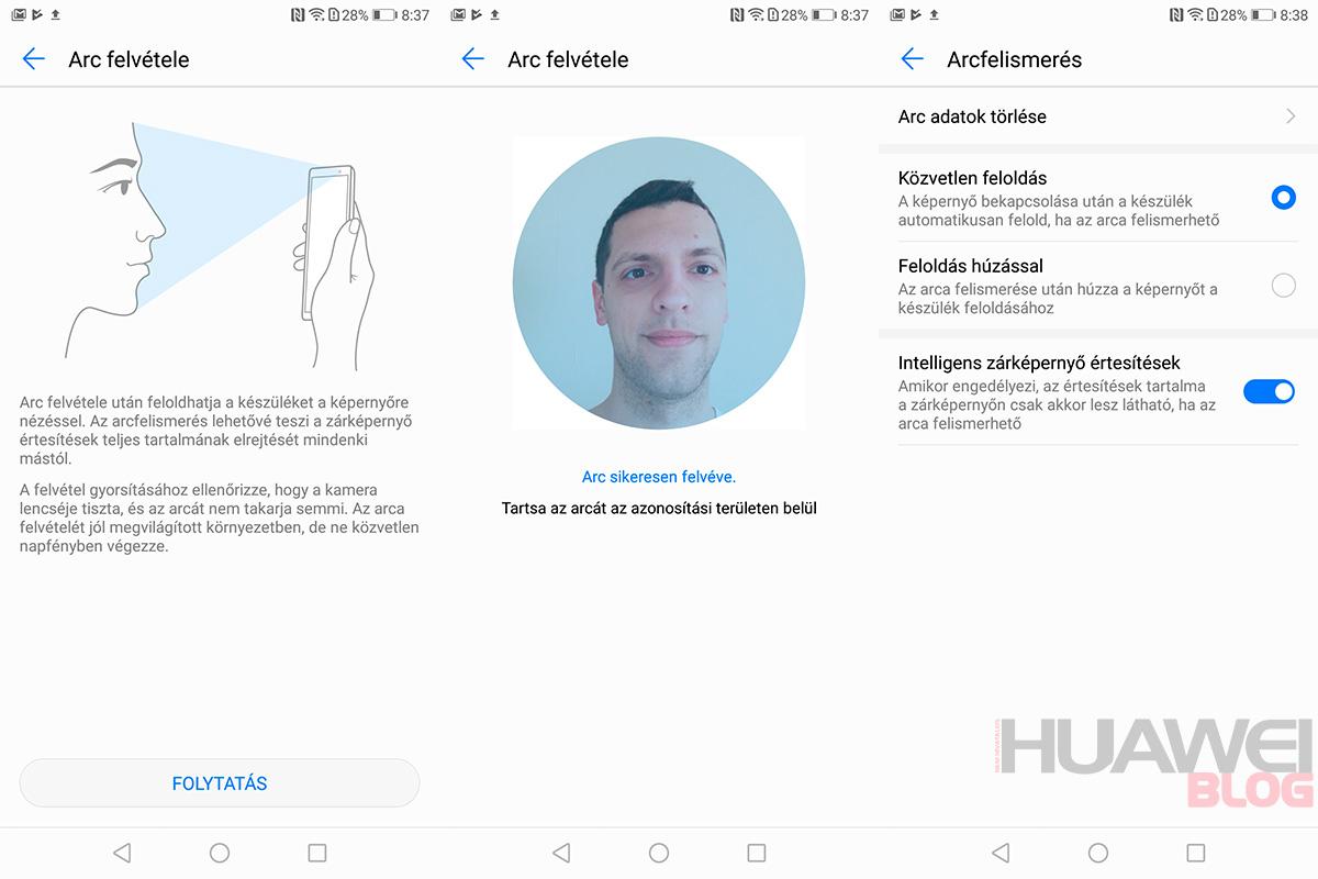 Huawei P Smart teszt