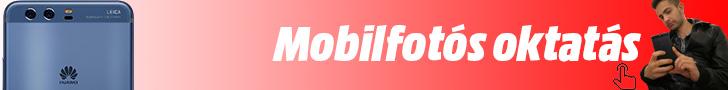Mobilfotós oktatás Rézműves Zsolttal