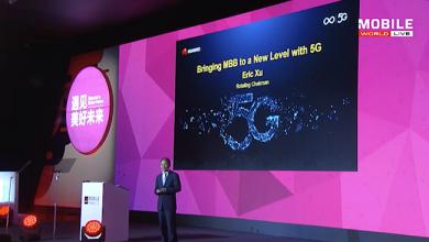 5G-s Huawei okostelefon 2019 júniusában