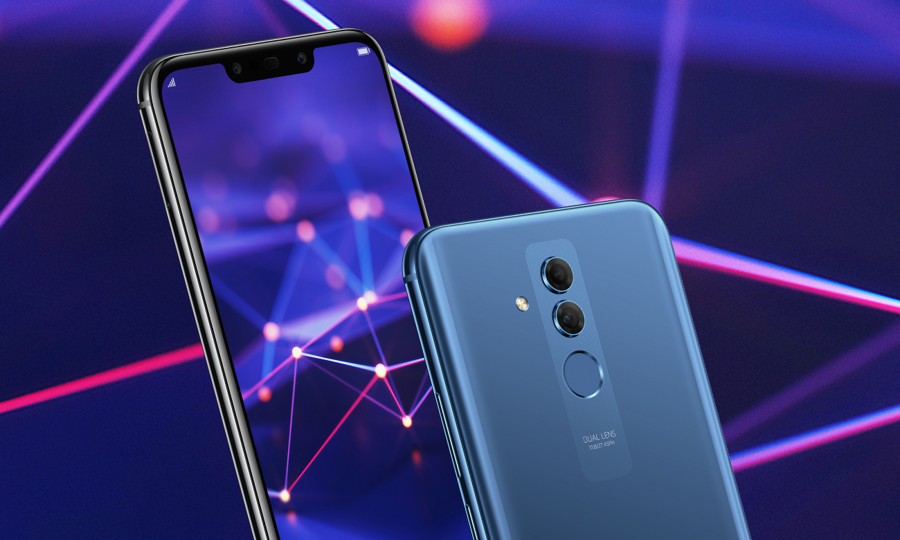 Huawei Mate 20 Lite: minőségi lépés a középkategóriában