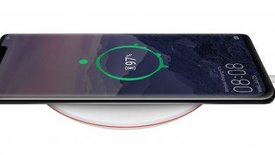 Itt a Huawei Wireless Quick Charge vezeték nélküli töltő