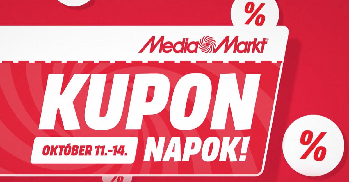 Huawei kupon akciók a MediaMarktban
