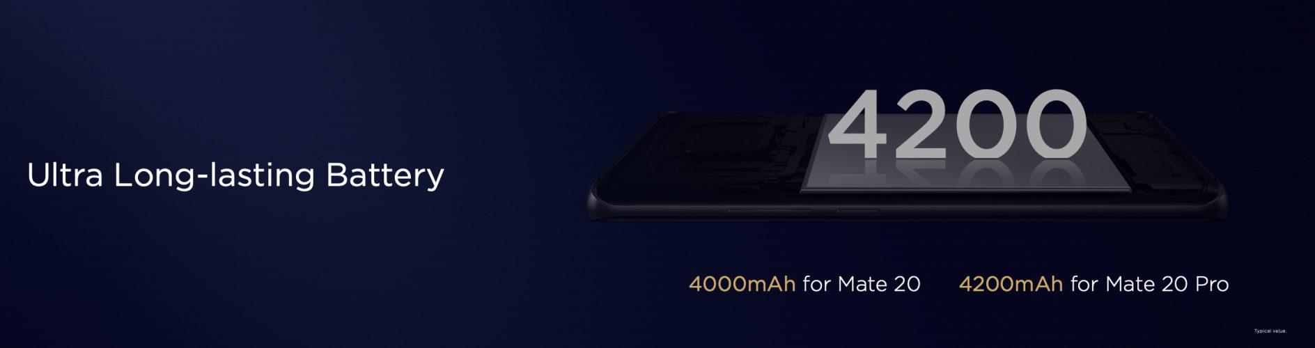 Huawei Mate 20 Pro üzemidő