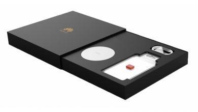 Huawei Gift Box a Mate 20 Pro tulajoknak