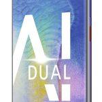 Huawei Mate 20 Pro morpho lila