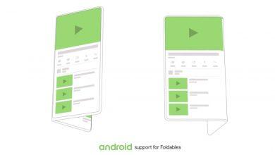 Az összehajtható kijelzős telefonokat is támogatni fogja az Android