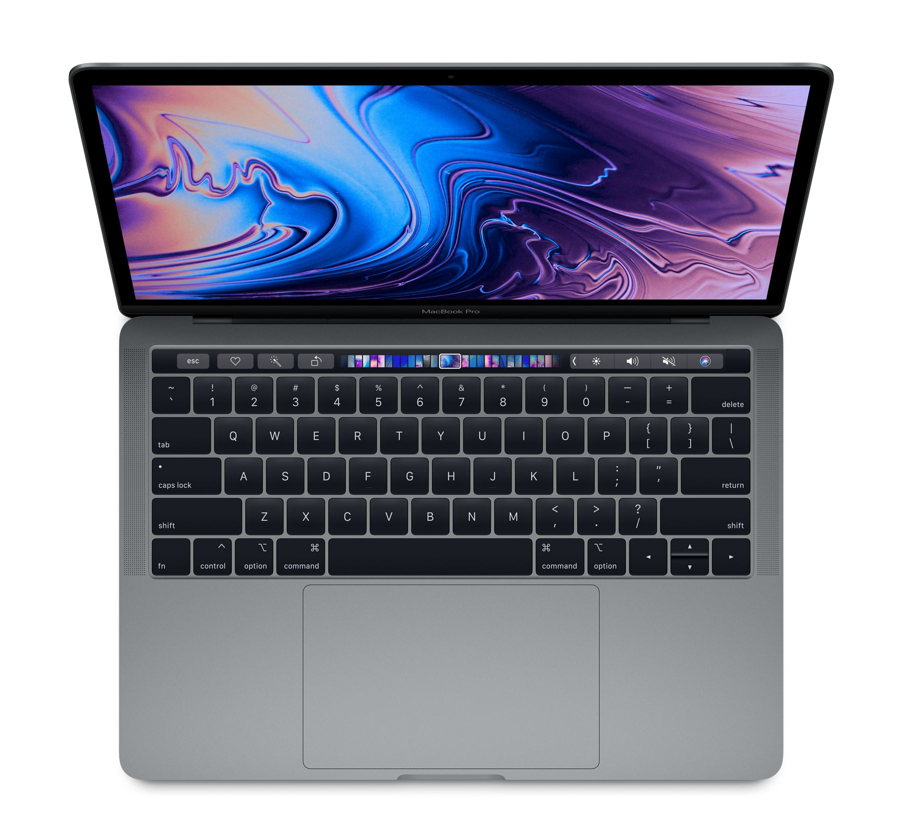 Apple Touch Bar MacBook Pro 2018
