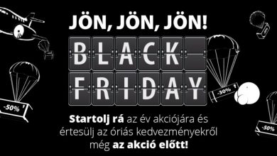Extreme Digital Black Friday 2018 ajánlatok