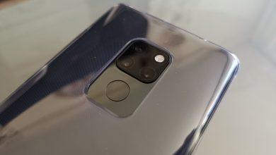 Huawei Mate 20 Flexible Clear Case szilikon tok bemutató