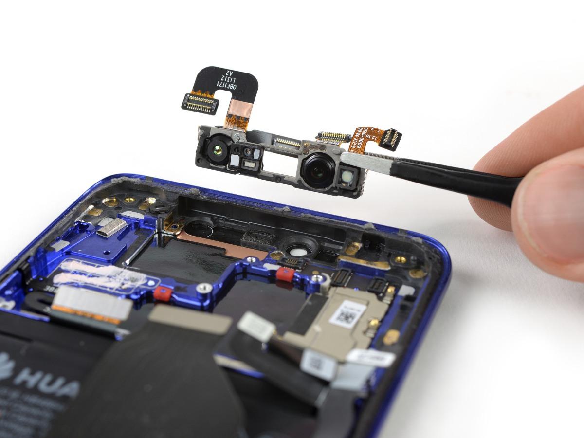 Így néz ki belülről a Huawei Mate 20 Pro