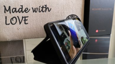 Huawei Mate 20 Pro Wallet Cover tok bemutató videó