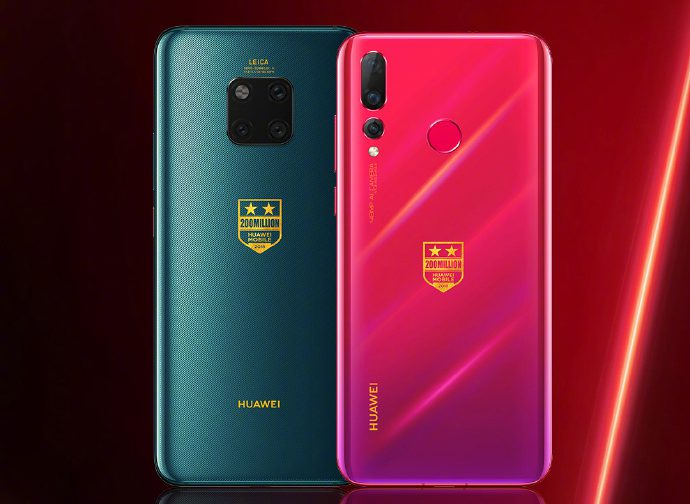 Speciális Mate 20 Pro kiadás érkezett a Huawei-től