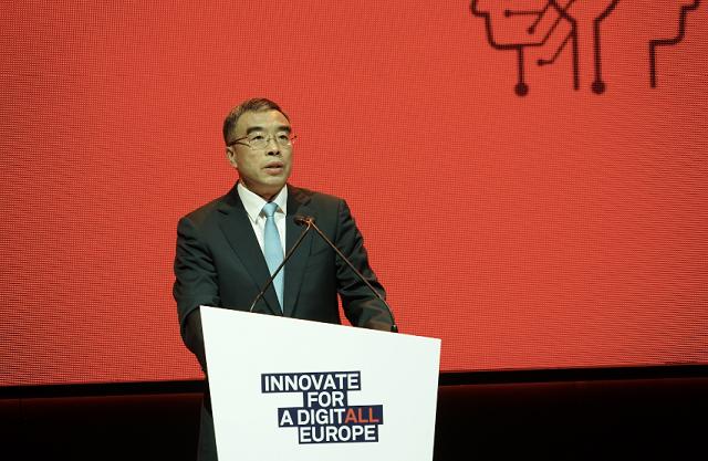 Liang Hua - Huawei Technologies