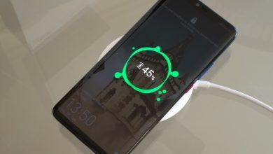 Huawei CP60 vezeték nélküli gyorstöltő bemutató